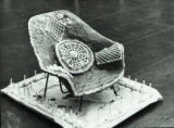 Womb Chair Cake